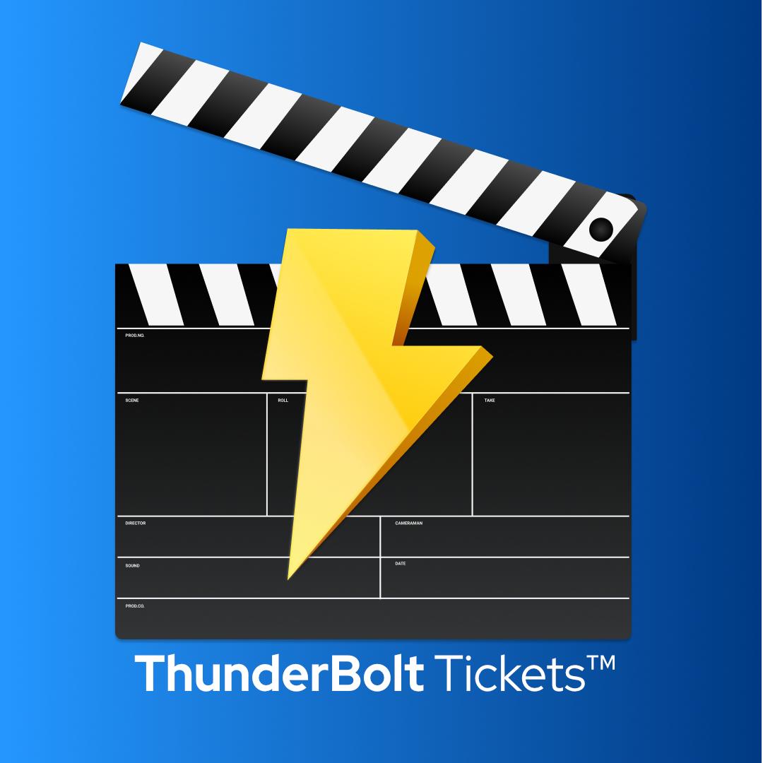 Thunderbolt Tickets